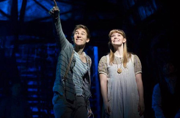 Peter and the Starcatcher, Walnut Street Theatre, Philadelphia