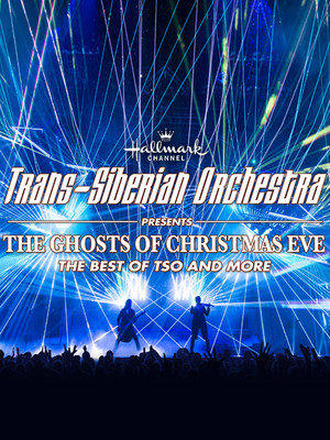 Trans siberian Orchestra The Ghosts Of Christmas Eve, Wells Fargo Center, Philadelphia