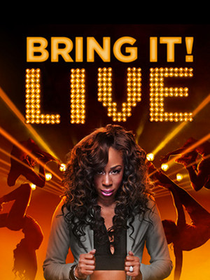 Bring It! Live Poster