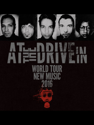At The Drive In, The Fillmore, Philadelphia