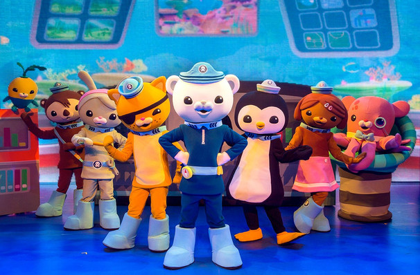 Octonauts Live dates for your diary