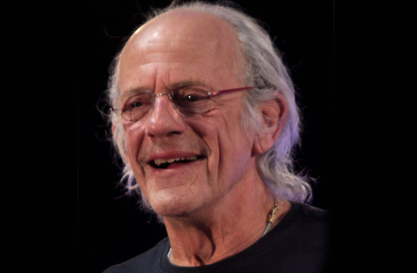 Christopher Lloyd Goes Back to the Future, Keswick Theater, Philadelphia